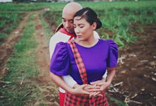 Filipino Themed Pre-Wedding Session - James and Patyy by David Garmsen Photo and Video
