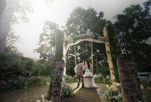 JEFF AND KRISTEL WEDDING by RAJ Photo