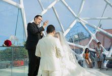 Yoram & Cindy Wedding by Rhapsody Enterprise