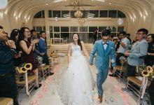Wedding of Li Xing & Germaine Soo Yee - jukeboXSymphony by The Chapel @ Imaginarium