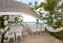Destination Villa Wedding for Juliana and Don by Unique Wedding and Events