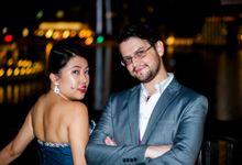 Pre wedding shoot portfolio by Jon Wang Photography