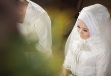 Wedding Rara & Itang by LZ Service