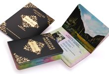 MODEL PASSPORT by Ken's Collections