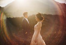 Kevin & Marisa Prewedding by Hilda by Bridestory