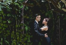 Kevin & Christa Pre-Wedding by Ducosky
