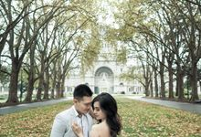 Prewedding Kevin & Irene by ANTHEIA PHOTOGRAPHY