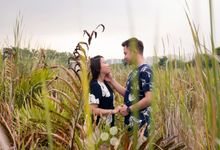Dian and Putri Proposal Photoshoot by Ozone Production