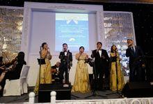 Vella & Andri Wedding by Nico Santoso Entertainment