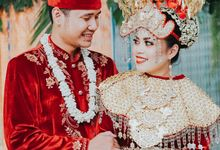 LAKSMI & MADE WEDDING by bright Event & Wedding Planner