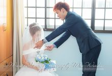 Singapore Actual Day Wedding of LiZhi & Stephanie Part 02 by MamboStevie Photography Mo-Works