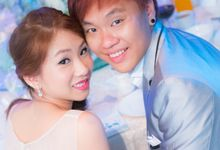 Singapore Actual Day Wedding of LiZhi & Stephanie Part 04 by MamboStevie Photography Mo-Works