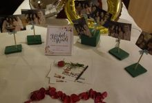 Bridal Shower Room Surprise by Jakarta Surprise Planner