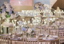 Ethereal night of celebrations by Spellbound Weddings