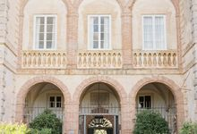 Srping Villa Cetinale Engagement Shoot by Jen Huang Photo