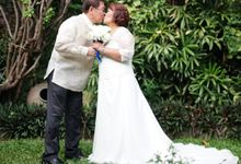 Decades of Love - A Renewal of Vows - Doy & Ann by Icona Elements Inc. ( an Events Company, Wedding Planning & Photography )