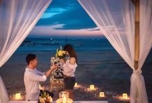 Surprise Proposal In Bali by Mariyasa