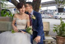 Wedding - Michelle & Louis by Celestial Gallery