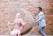 Aiman & Shafeeqa by Adi Aizuddin Photography