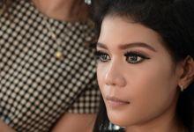 Wedding makeup by Lala Lim makeup artist