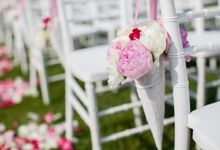 Garden Romance by Style A Wedding