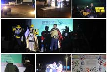 Event - MAIPARK Employee Gathering at Jimbar'n Rooftop - Harris Bukit Jimbaran by XO Events & Villas