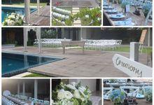WEDDING - Marcus & Kelly at Villa Kalyani by XO Events & Villas
