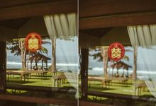 Garden Wedding at Jeeva Klui Resort lombok  - Mark & Alicia by Cliff Choong Photography