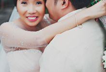 White and Blush Pink Colored Wedding - Martin and Melissa by David Garmsen Photo and Video
