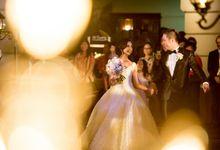 Under The Sunshine - Michael & Janice Wedding by Kairos Works