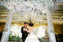 Yansen & Jennifer Wedding by Hilda by Bridestory