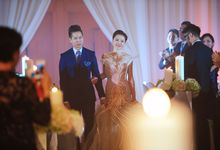Wedding of Bryan and Sherelynn by LiveStudios Photography Pte Ltd