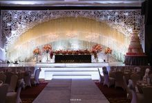 Wedding Day of Handoko Oscar & Cindy Lestari by THE PRIME Event Planner