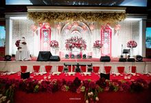 Wedding of Wandy & Kie Angela Savitri by THE PRIME Event Planner