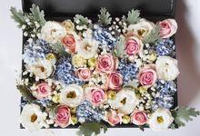 Fleur Box by La Pétite Fleur