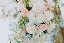 Wedding of Alson & Jolene by Rosette Designs & Co