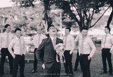 Wedding Day of PeiPei & KuangYaw by MJKphotography