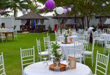 Seth & Jovi Wedding by Bearland Paradise Resort - Casa Blanca Convention Hall