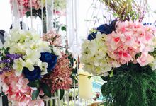 A Paradisal Wedding by Manna Pot Catering