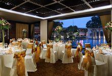 Park Hotel Clarke Quay Wedding in Van Fleef by Park Hotel Clarke Quay