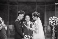 Actual Wedding Day - Peter & Jessica Solemnization by A Merry Moment