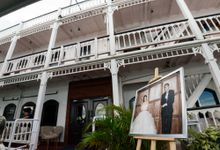 Louis & Qiuwen - Wedding at Stewords Riverboat by Cepheus Chan Photography