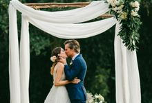 Sophisticated Jungle Wedding by Call Me Madame