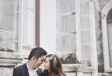 Agus and Melinna Prewedding in Thailand by MOTTOMO PHOTOGRAPHY