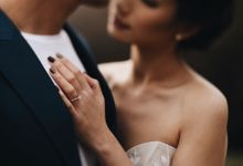 Pre Wedding Dion Wiyoko & Fiona Anthony by Wong Hang Distinguished Tailor
