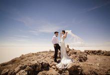 Prewedding photoshoot Salar de uyuni by Pkl Fotografía