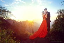 Bromo Prewedding of M&I by Antzcreator Photography