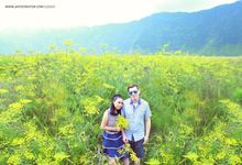 Bromo Prewedding of Patrick&Lia by Antzcreator Photography
