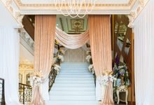 Champagne Wedding by REKA TEEMOR