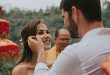 Intimate Wedding in Ubud by Vilia Wedding Planner
